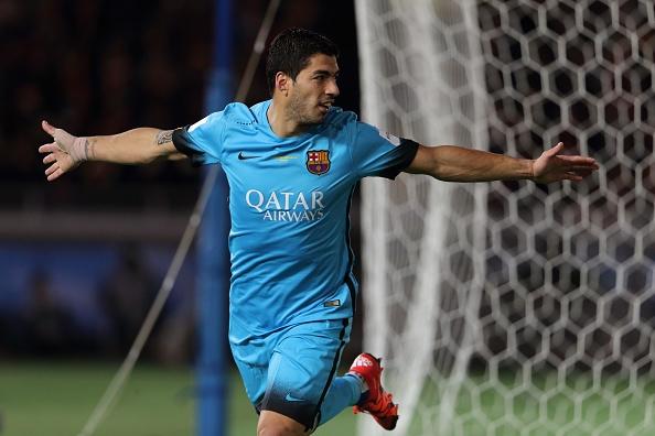Suarez lap hat-trick, Barca gap River Plate o chung ket hinh anh 18