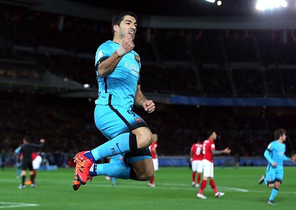 Suarez lap hat-trick, Barca gap River Plate o chung ket hinh anh 20