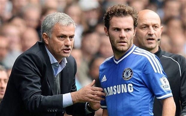 Doi hinh sao Chelsea bi that sung khi Mourinho tro lai hinh anh