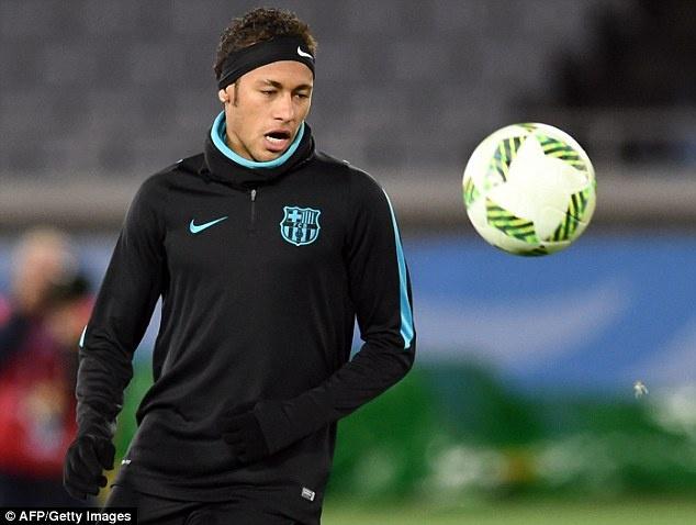 Messi, Neymar san sang du chung ket FIFA Club World Cup hinh anh 8