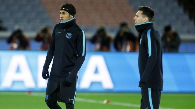 Messi, Neymar san sang du chung ket FIFA Club World Cup hinh anh 3