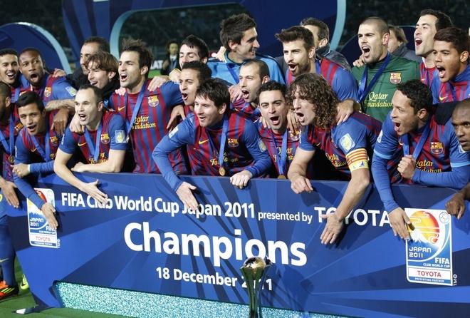 Messi, Suarez giup Barca lap ky luc tai FIFA Club World Cup hinh anh 5