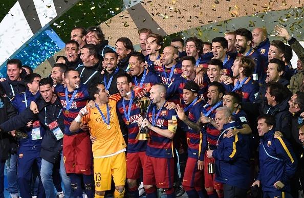Messi, Suarez giup Barca lap ky luc tai FIFA Club World Cup hinh anh