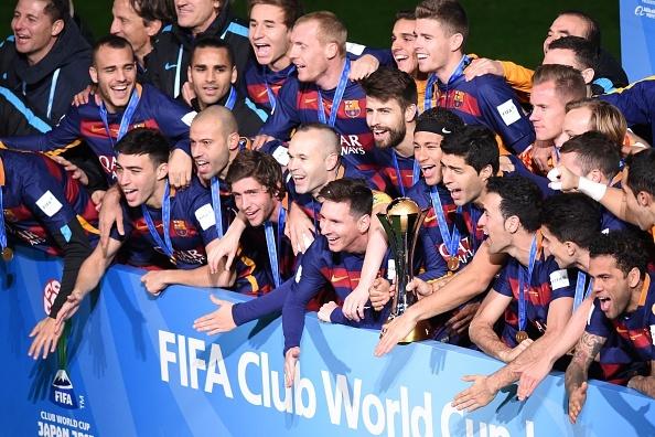 Messi, Suarez giup Barca lap ky luc tai FIFA Club World Cup hinh anh 2