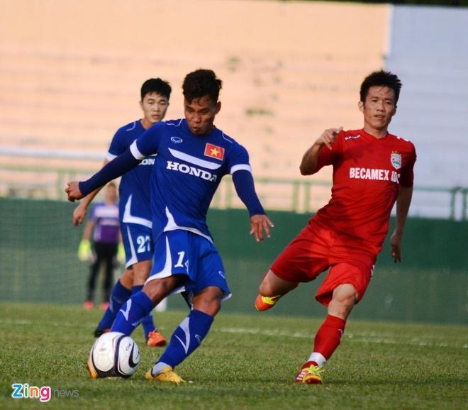 Cong Vinh ghi ban giup Binh Duong cam hoa U23 Viet Nam hinh anh 16