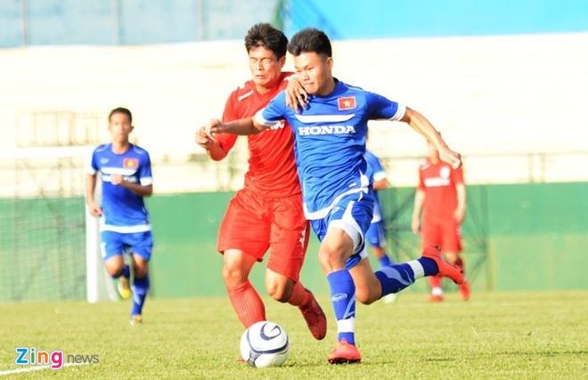 Cong Vinh ghi ban giup Binh Duong cam hoa U23 Viet Nam hinh anh 11