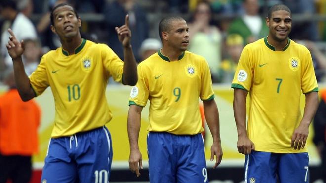 Ronaldinho - so 10 hay nhat Brazil ke tu thoi Pele? hinh anh 4