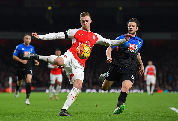 Arsenal 2-0 Bournemouth: Oezil giup Phao thu len ngoi dau hinh anh 10
