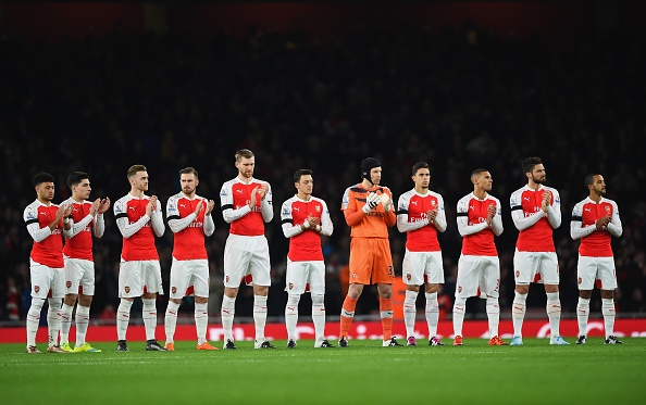 Arsenal 2-0 Bournemouth: Oezil giup Phao thu len ngoi dau hinh anh 7