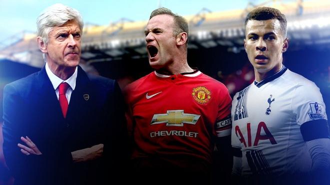 2016 la nam dang cho doi cua Rooney, Chelsea va Wenger hinh anh