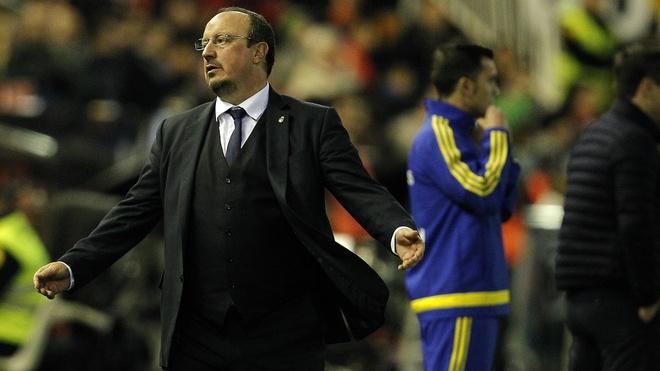Tuong lai cua Benitez phu thuoc vao Isco va James hinh anh 1