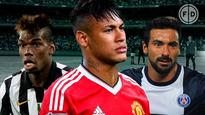 Chuyen nhuong 4/1: MU duyet chi 140 trieu bang vi Neymar hinh anh
