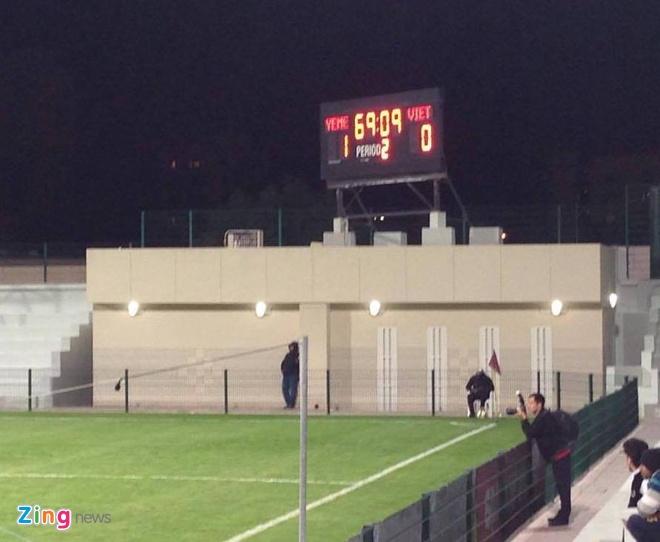 U23 Viet Nam 1-2 Yemen: Hang thu mac sai lam hinh anh 9