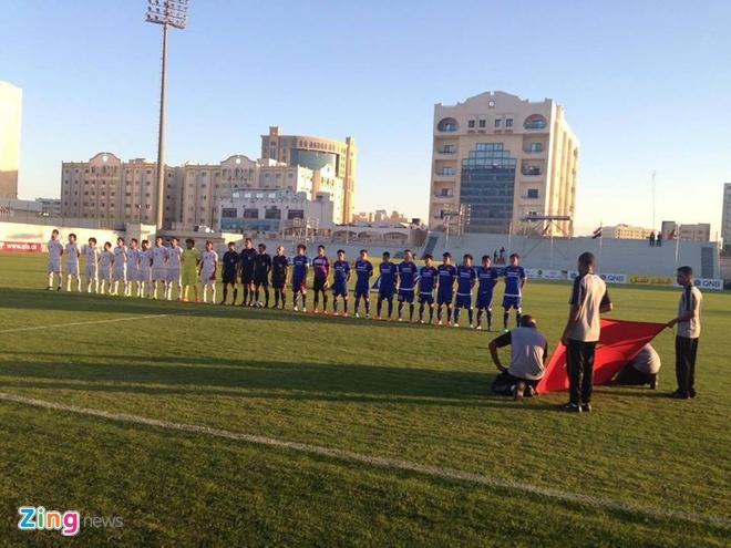 U23 Viet Nam 1-2 Yemen: Hang thu mac sai lam hinh anh 6