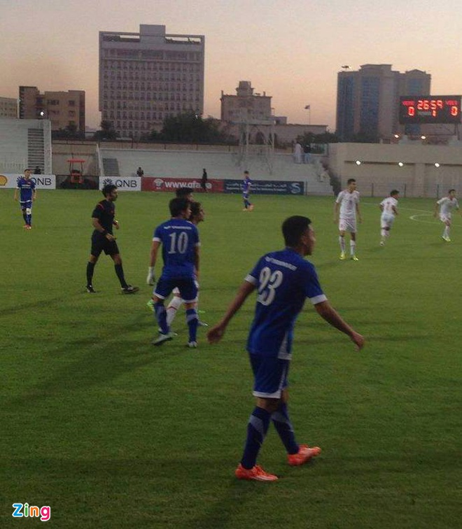 U23 Viet Nam 1-2 Yemen: Hang thu mac sai lam hinh anh 8