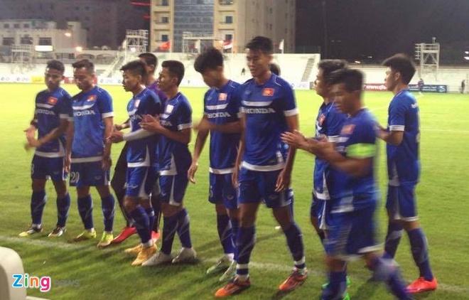 U23 Viet Nam 1-2 Yemen: Hang thu mac sai lam hinh anh 1