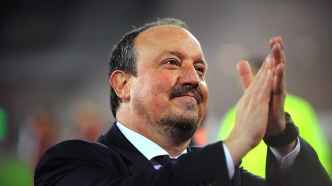Rafa Benitez - ket thuc mot hanh trinh hinh anh