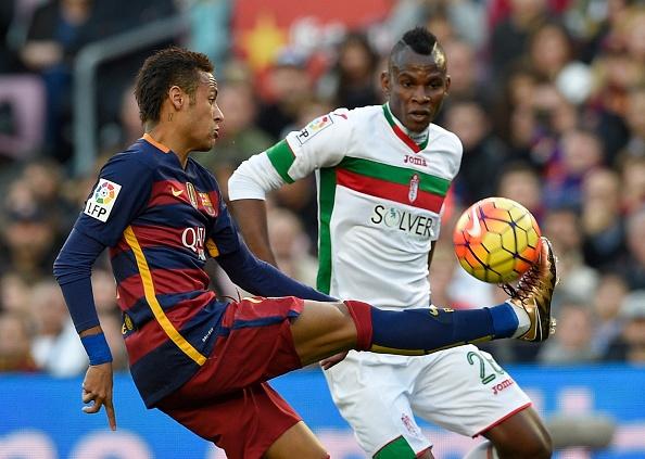 Messi lap hat-trick, Barca lay lai ngoi dau hinh anh 13