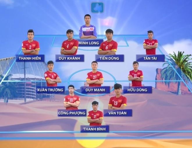 U23 Viet Nam thua U23 Jordan 1-3 o tran ra quan hinh anh 12