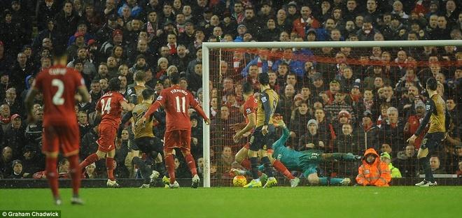 Liverpool 3-3 Arsenal: Klopp vo oa sau ban thang phut 90 hinh anh 1