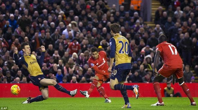 Liverpool 3-3 Arsenal: Klopp vo oa sau ban thang phut 90 hinh anh 5