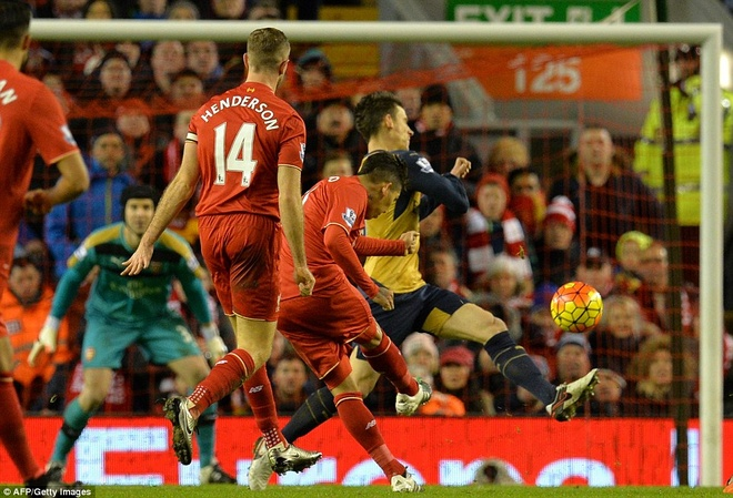 Liverpool 3-3 Arsenal: Klopp vo oa sau ban thang phut 90 hinh anh 7