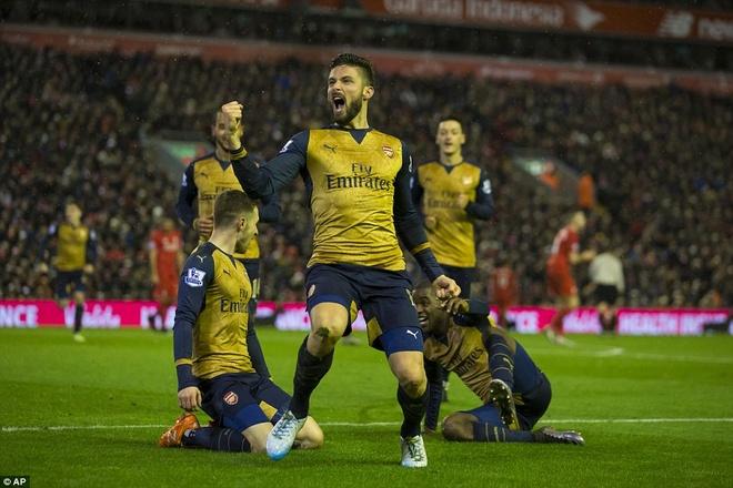 Liverpool 3-3 Arsenal: Klopp vo oa sau ban thang phut 90 hinh anh 10