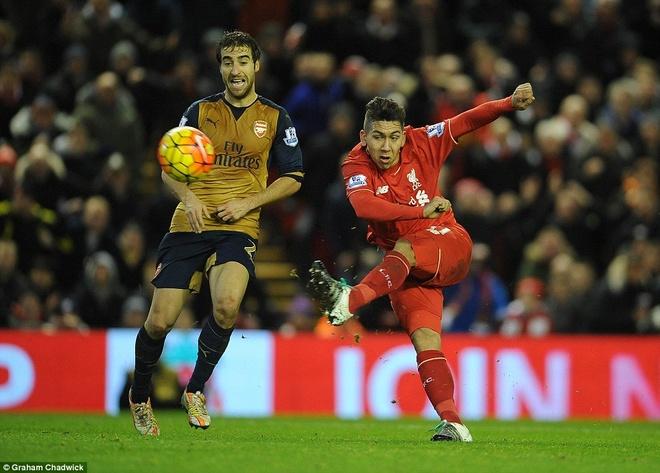 Liverpool 3-3 Arsenal: Klopp vo oa sau ban thang phut 90 hinh anh 11