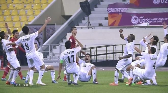 U23 Viet Nam thua U23 Jordan 1-3 o tran ra quan hinh anh 24