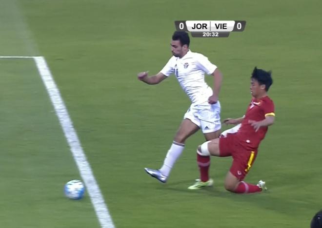 U23 Viet Nam thua U23 Jordan 1-3 o tran ra quan hinh anh 1