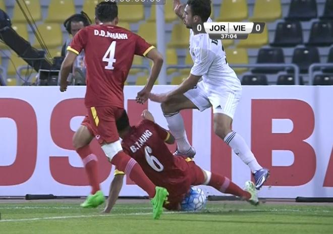 U23 Viet Nam thua U23 Jordan 1-3 o tran ra quan hinh anh 17