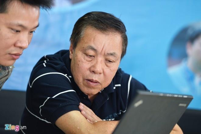 Chuyen gia Vu Manh Hai: 'Tai sao U23 VN cang da cang yeu?' hinh anh 1