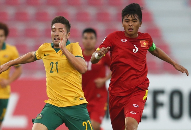 U23 Viet Nam thua U23 Australia 0-2 hinh anh