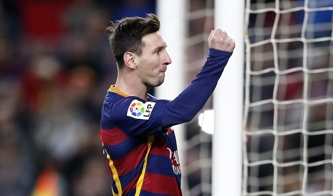 Bo ba Messi - Suarez - Neymar giup Barca ha Bilbao 6-0 hinh anh