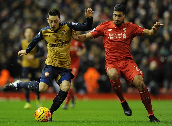 Arsenal tro nen tam thuong khi thieu Mesut Oezil hinh anh 2