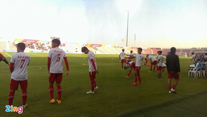 U23 Viet Nam thua UAE 2-3 du hai lan dan truoc hinh anh 4