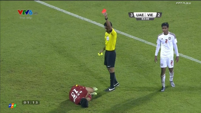 U23 Viet Nam thua UAE 2-3 du hai lan dan truoc hinh anh 16