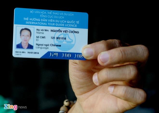 Trình tự, thủ tục đăng ký cấp lại thẻ hướng dẫn viên du lịch
