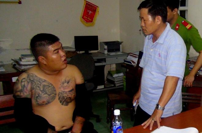 Vu no sung quyet dau o Quang Ngai: Bat them 2 nghi can hinh anh