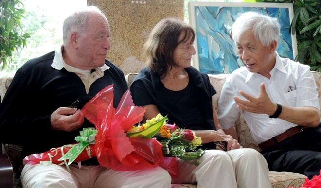 5 giao su Nobel den Binh Dinh anh 2