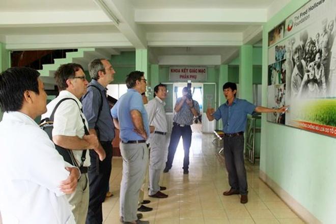 Binh Dinh xay khu nghi duong cao cap cho nha khoa hoc hinh anh 2