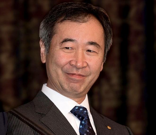 GS doat giai Nobel Vat ly nam 2015 den Binh Dinh hinh anh 1