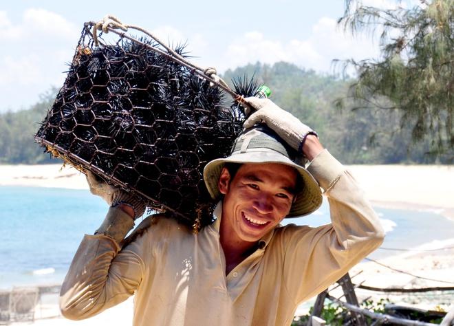 Ngu dan Quang Ngai thu nhap cao tu 'dac san tien Vua' hinh anh 1