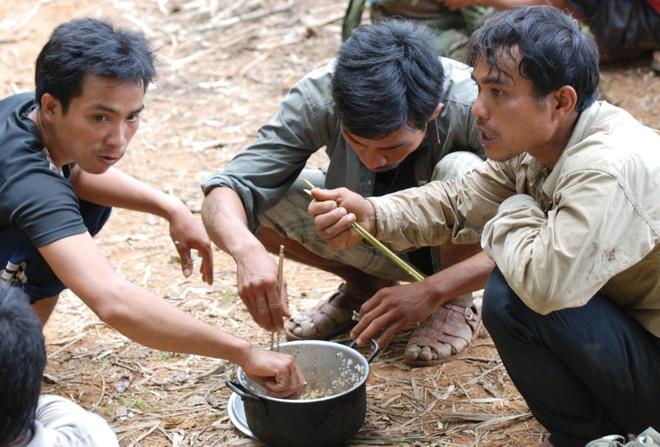 Bi kich trong con khat vang o vung cao Quang Ngai anh 3
