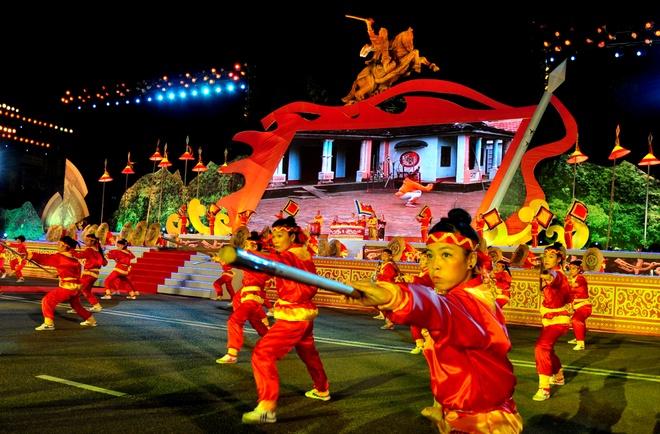 1 000 võ sinh dự liên hoan quốc tế võ cổ truyền việt nam thể thao