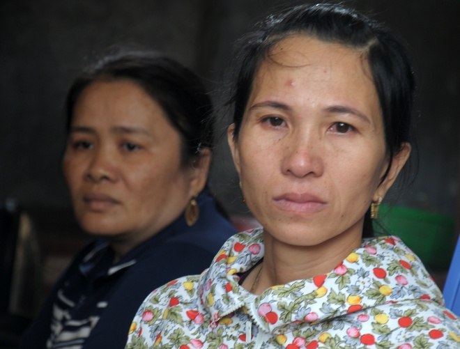 11 ngu dan Quang Ngai doi mat nguy hiem o Hoang Sa hinh anh