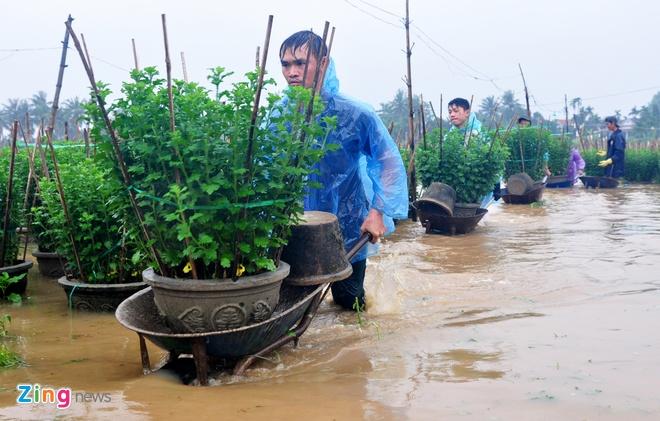 Dan Quang Ngai o at cho cuc Tet chay lu hinh anh 3