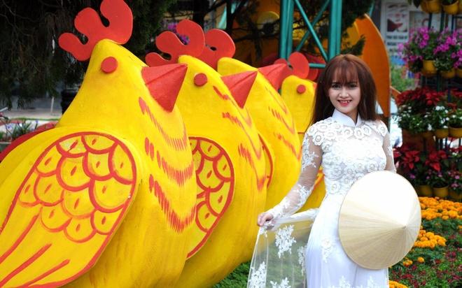 Linh vat Tet 'mai am hanh phuc' o Quang Ngai hinh anh