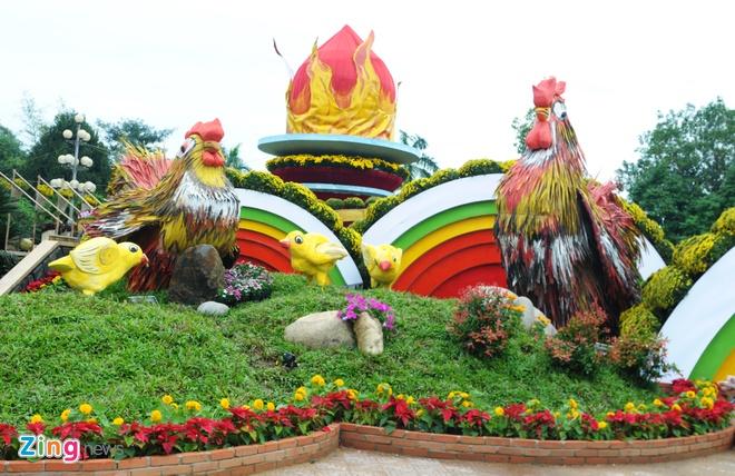 Linh vat Tet 'mai am hanh phuc' o Quang Ngai hinh anh 4