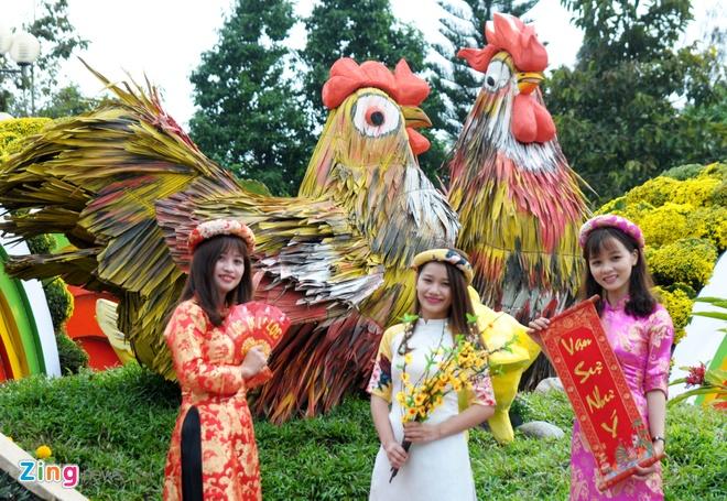 Linh vat Tet 'mai am hanh phuc' o Quang Ngai hinh anh 5